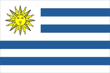 Resultado de imagen para bandera uruguay